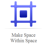 Make Space Within Space